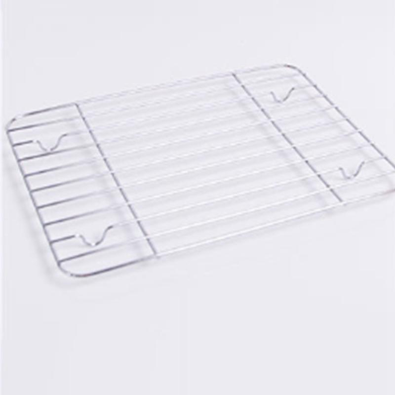 Baking-Tray-with-Removable-Cooling-Rack-Set-Baking-Pan-Sheet-Used-for-U5K7 thumbnail 5