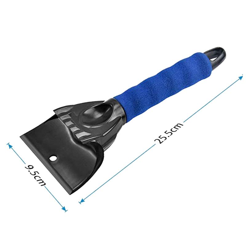 Grattoir-une-Glace-pour-Glace-de-Voiture-Pare-Brise-Glace-Outil-DeCapant-G-M6M2 miniature 5
