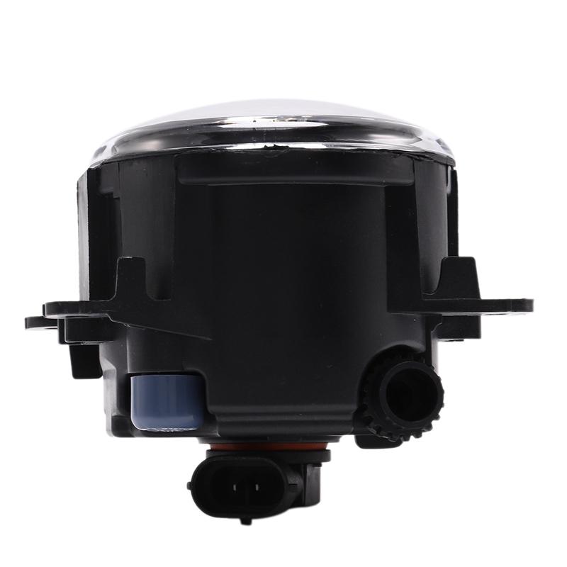 2Pcs Front Bumper Fog Light Lamp H11 Bulb For Nissan Honda
