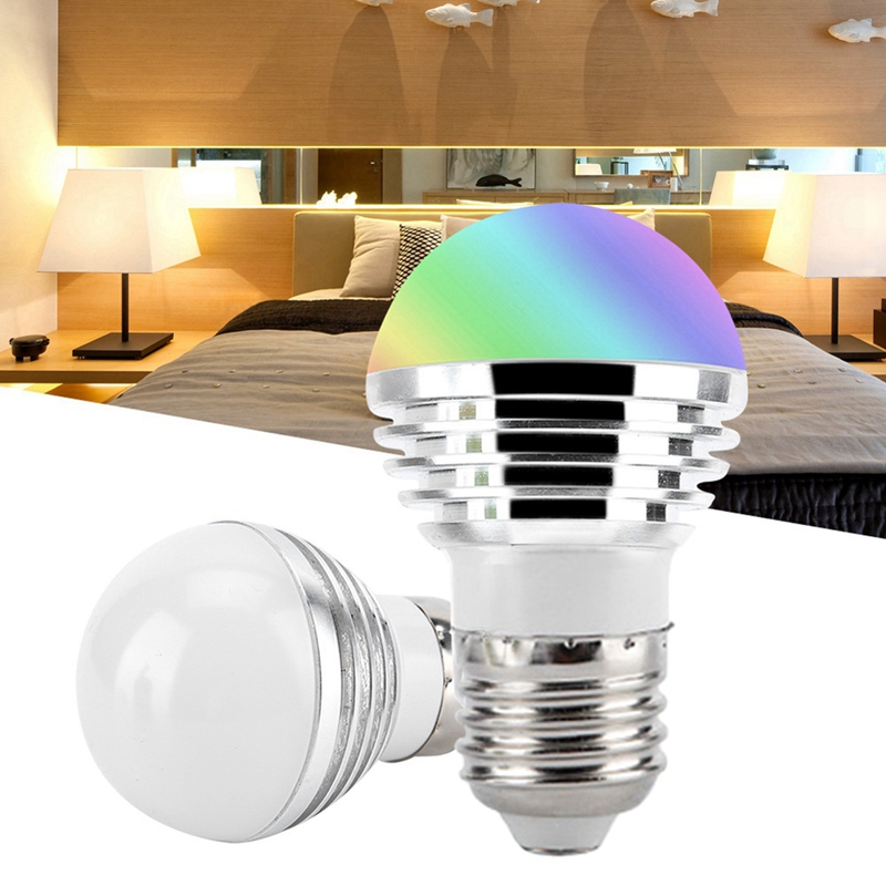 2X-Wifi-Smart-Bulb-LED-Licht-6W-Intelligente-Steuerung-fuer-Alexa-fuer-Google-U8X5 Indexbild 8