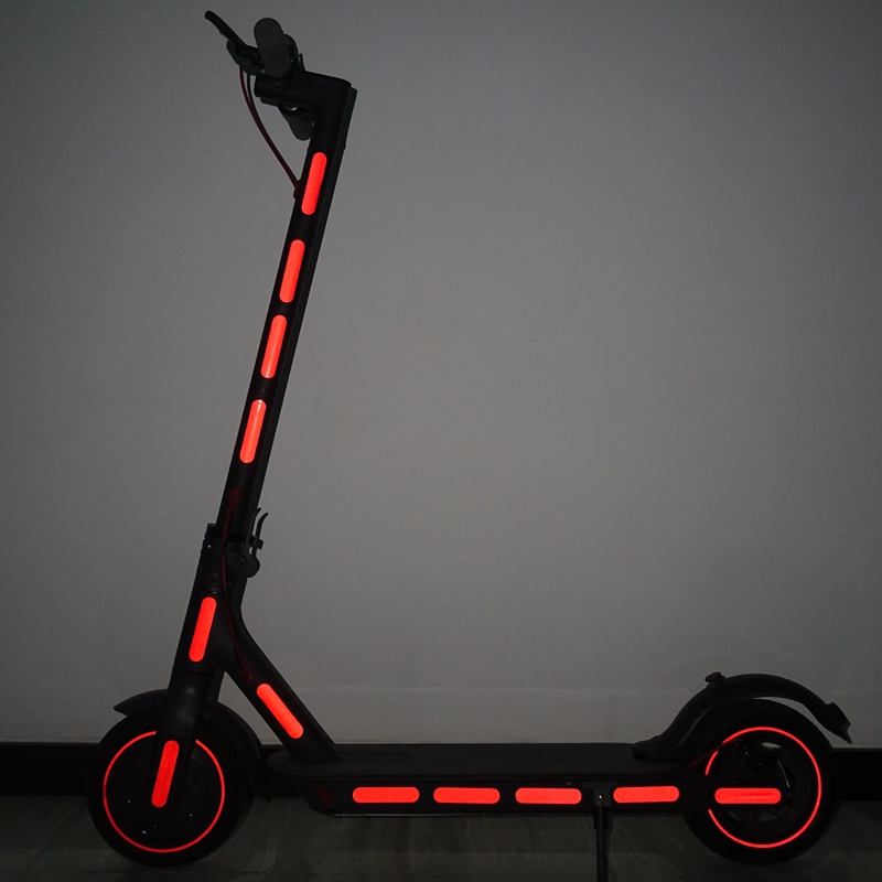Protective-Reflective-Sticker-for-Xiaomi-Mijia-M365-Electric-Scooter-Skateb-U9L9 thumbnail 4