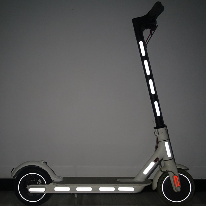 Protective-Reflective-Sticker-for-Xiaomi-Mijia-M365-Electric-Scooter-Skateb-E2H4 thumbnail 13