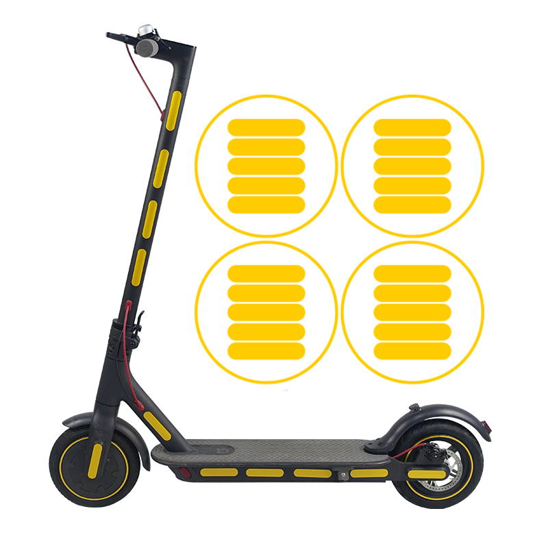 Protective-Reflective-Sticker-for-Xiaomi-Mijia-M365-Electric-Scooter-Skateb-U9L9 thumbnail 23