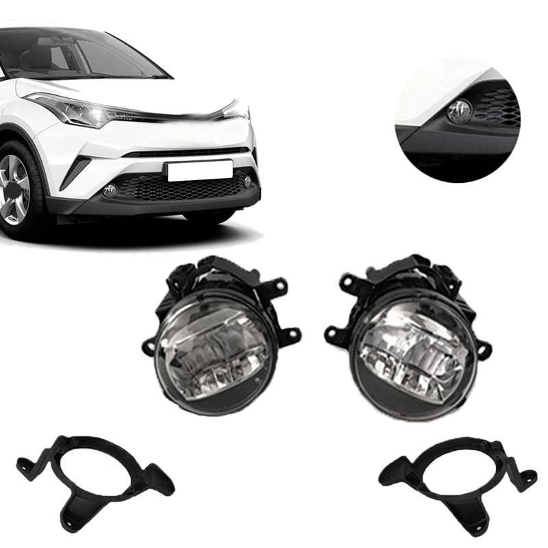 Diagram Clear Lens Pair Oem Led Fog Light Lamp Wiring Switch Kit