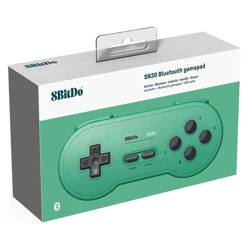 8Bitdo-Sn30-GP-Bluetooth-Gamepad-Controller-for-Nintendo-Switch-Windows-MacK5N5 thumbnail 8