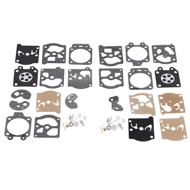 Carburetor-Rebuild-Kit-Gasket-Diaphragm-K10-WAT-K20-WAT-for-Carb-STIHL-Husq-S5O2 thumbnail 3