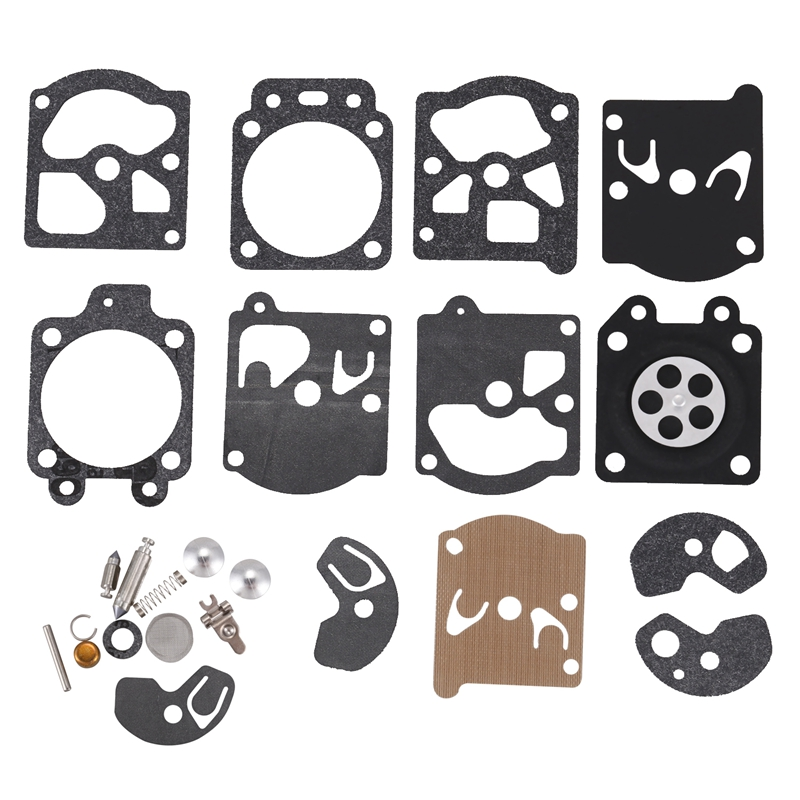 Carburetor-Rebuild-Kit-Gasket-Diaphragm-K10-WAT-K20-WAT-for-Carb-STIHL-Husq-S5O2 thumbnail 4