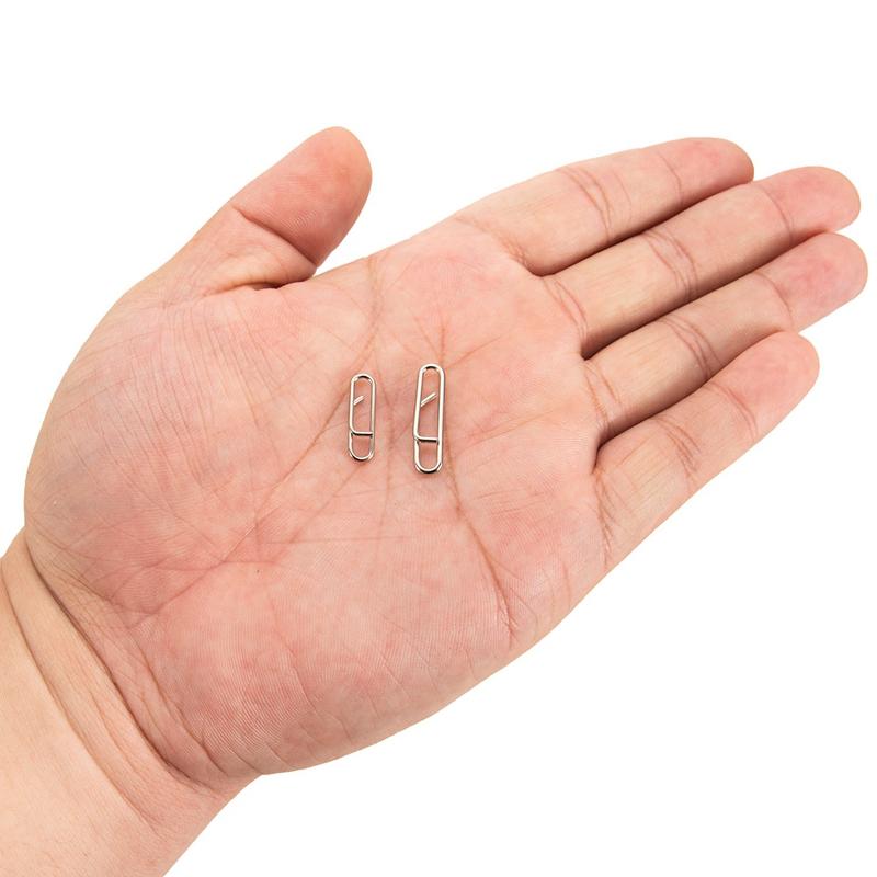 50-StueCke-Leistung-Starke-Schnelle-Verbindung-Clip-Snap-Schwenk-Stift-Angel-H5E6 Indexbild 9