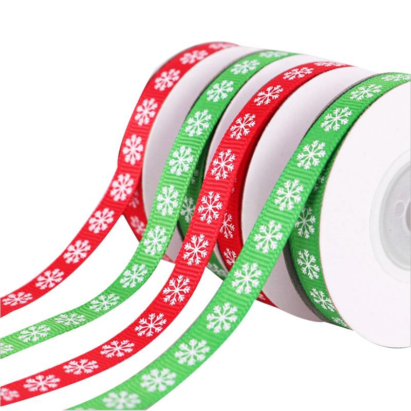 2-Rolls-Snowflake-Thread-Ribbon-3-8-Inch-10-Yards-Christmas-Ribbon-Gift-B-V2I1 thumbnail 7
