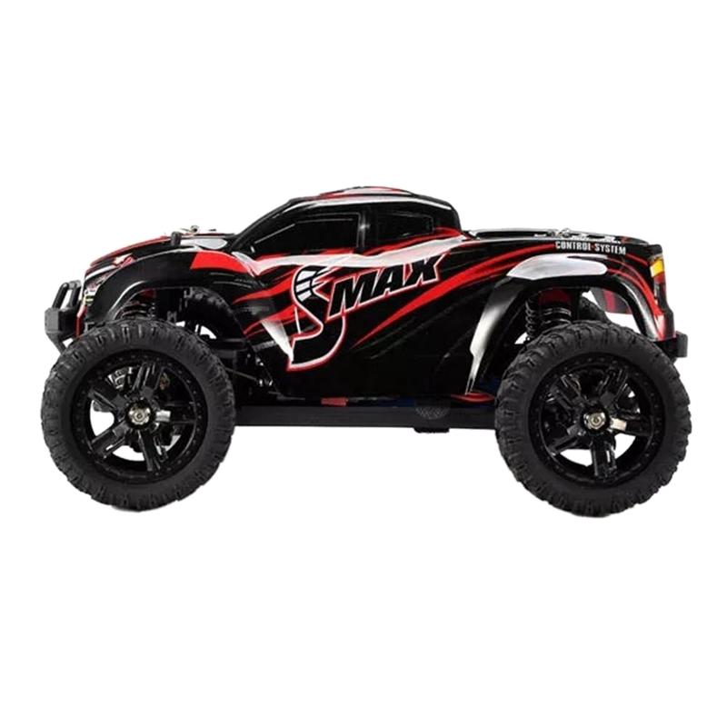 1631-1-16-2-4G-EleCtrico-4WD-Control-Remoto-CamioN-Juguetes-para-NinOs-Ench-R2I1 miniatura 3