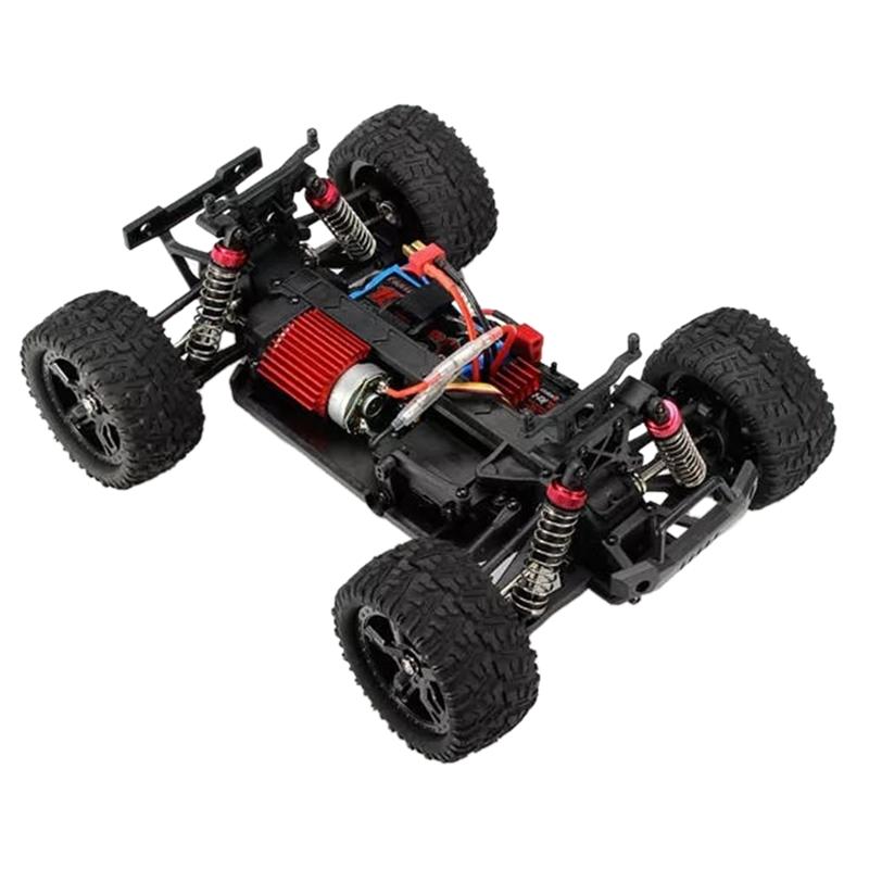 1631-1-16-2-4G-EleCtrico-4WD-Control-Remoto-CamioN-Juguetes-para-NinOs-Ench-R2I1 miniatura 11