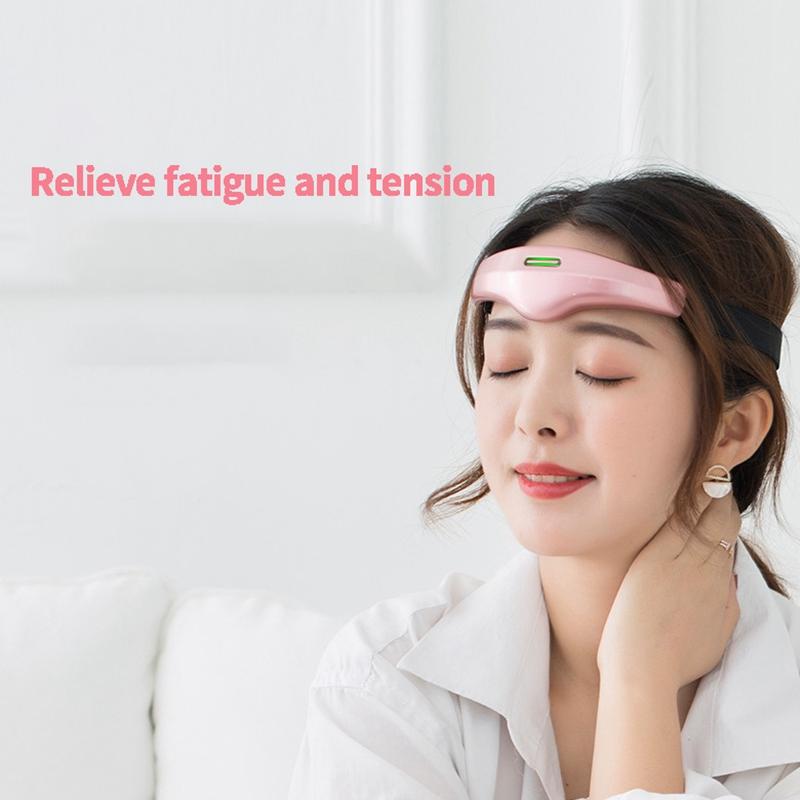 Schlaflosigkeit-Instrument-Schlaf-Kopfmassage-Maske-MigraeNe-Linderung-J7E5 Indexbild 3