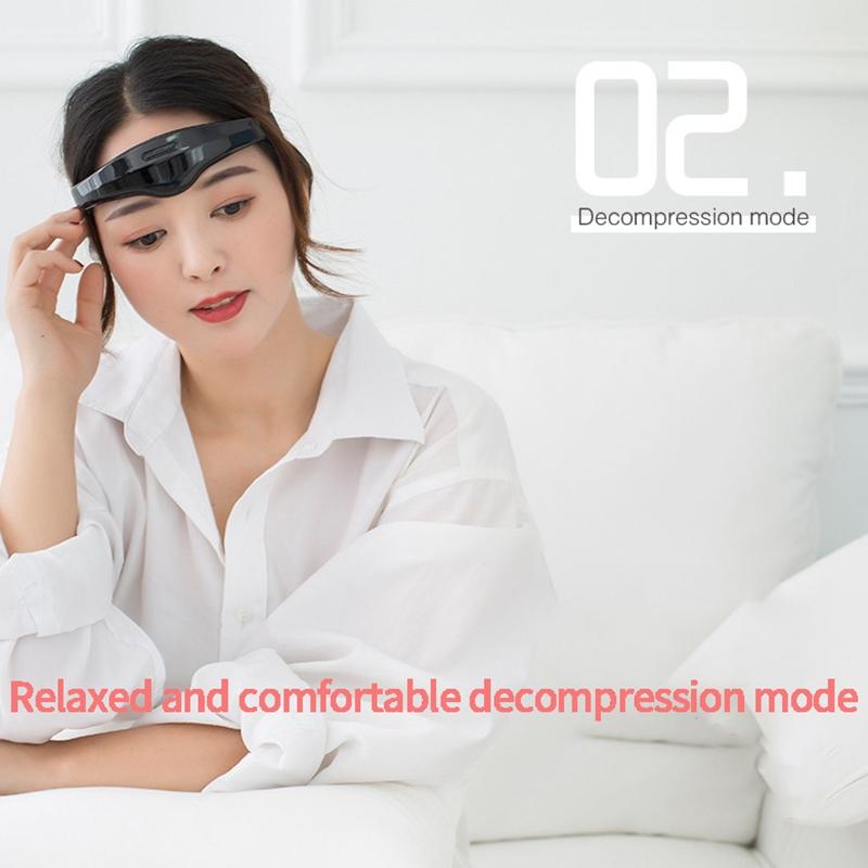 Schlaflosigkeit-Instrument-Schlaf-Kopfmassage-Maske-MigraeNe-Linderung-J7E5 Indexbild 4