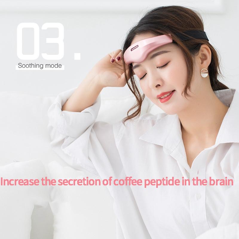 Schlaflosigkeit-Instrument-Schlaf-Kopfmassage-Maske-MigraeNe-Linderung-J7E5 Indexbild 5