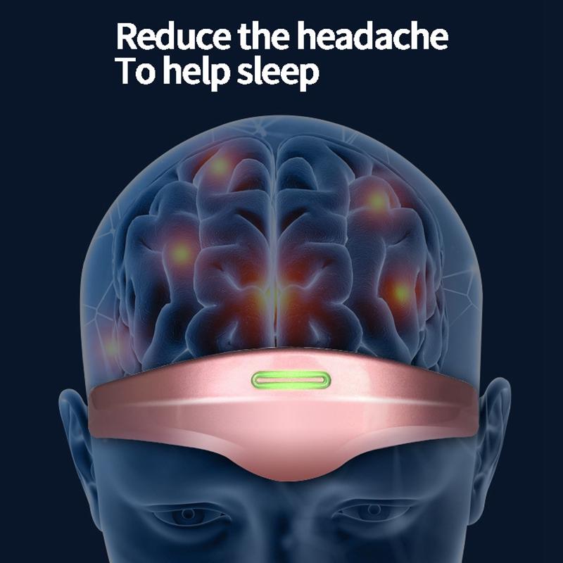 Schlaflosigkeit-Instrument-Schlaf-Kopfmassage-Maske-MigraeNe-Linderung-J7E5 Indexbild 7