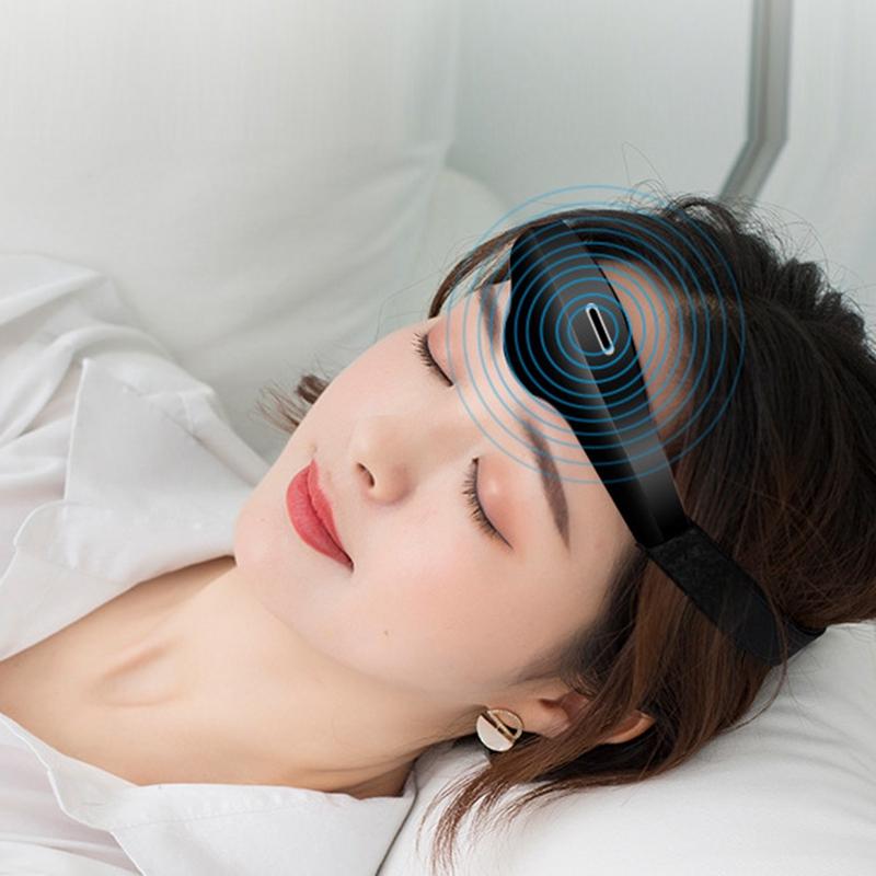 Schlaflosigkeit-Instrument-Schlaf-Kopfmassage-Maske-MigraeNe-Linderung-J7E5 Indexbild 13