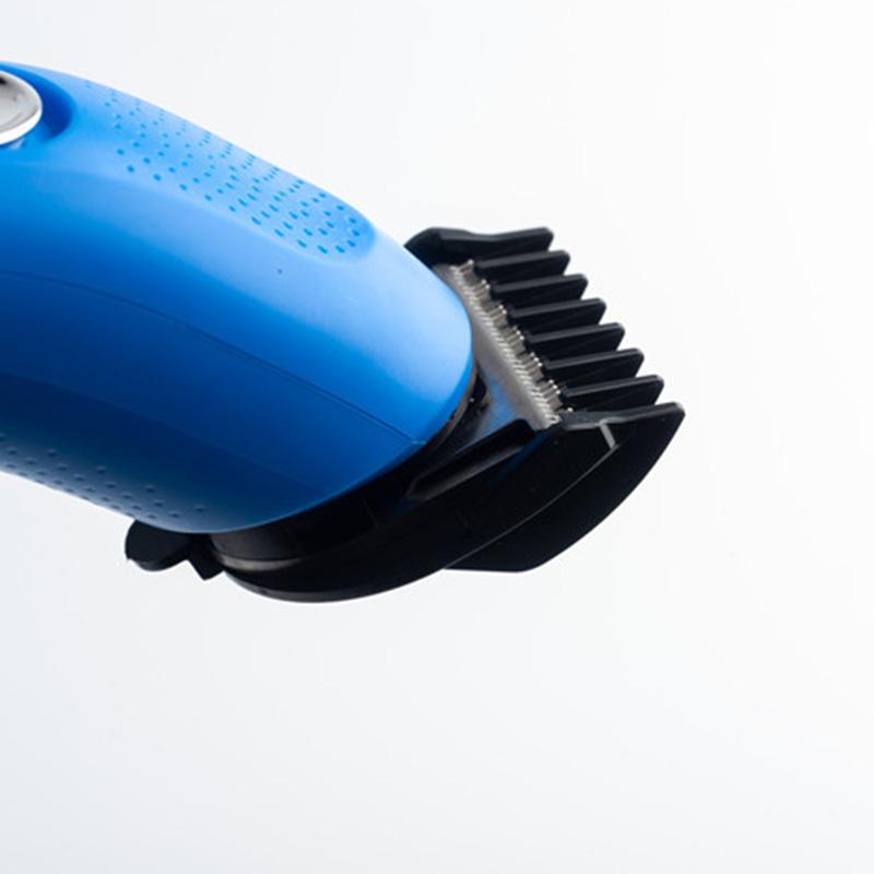 miniature 19 - ÉLectrique Tondeuse Sans Fil ÉLectrique Tondeuse à Cheveux Hommes Rasoir Bar hu3