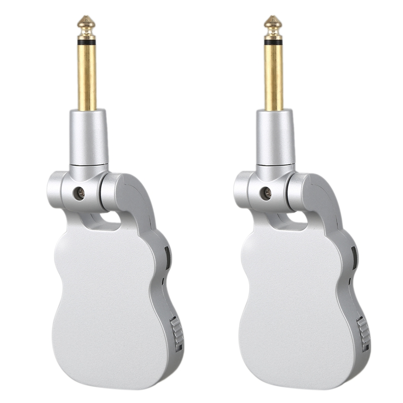 Trasmettitore-Da-2-4-GHz-per-Sistema-di-Chitarra-Wireless-per-Basso-per-Chi-I5H9 miniatura 14
