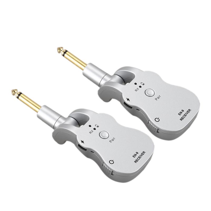 Trasmettitore-Da-2-4-GHz-per-Sistema-di-Chitarra-Wireless-per-Basso-per-Chi-I5H9 miniatura 15