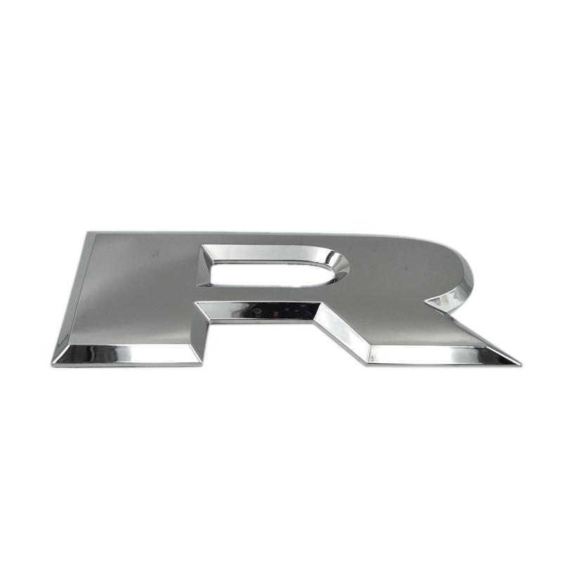 Un-Conjunto-de-Emblema-del-Logotipo-de-la-Letra-RAM-3D-del-PortoN-de-Coche-O4K4 miniatura 3