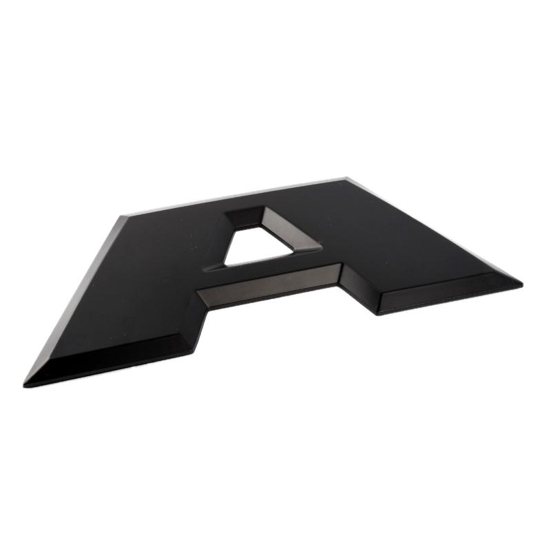 Un-Conjunto-de-Emblema-del-Logotipo-de-la-Letra-RAM-3D-del-PortoN-de-Coche-O4K4 miniatura 5