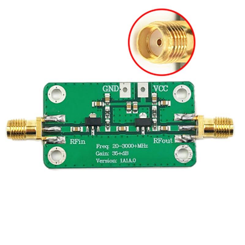 20-3000MHz-Breitband-HF-Rauscharmer-Hochfrequenz-VerstaeRker-LNA-VerstaeRkung-N6E4 Indexbild 5