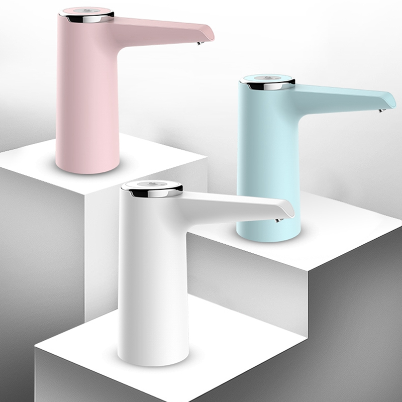 Automatischer-Elektrischer-Tragbarer-Wasserpumpenspender-Gallonen-Trinkflas-B4Z7 Indexbild 21
