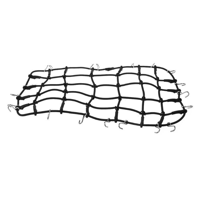 Nylon-Rope-GepaeCktraeGer-Net-fuer-1-10-RC-Crawler-Auto-TRX4-Defender-Bronco-R-D8O4 Indexbild 15