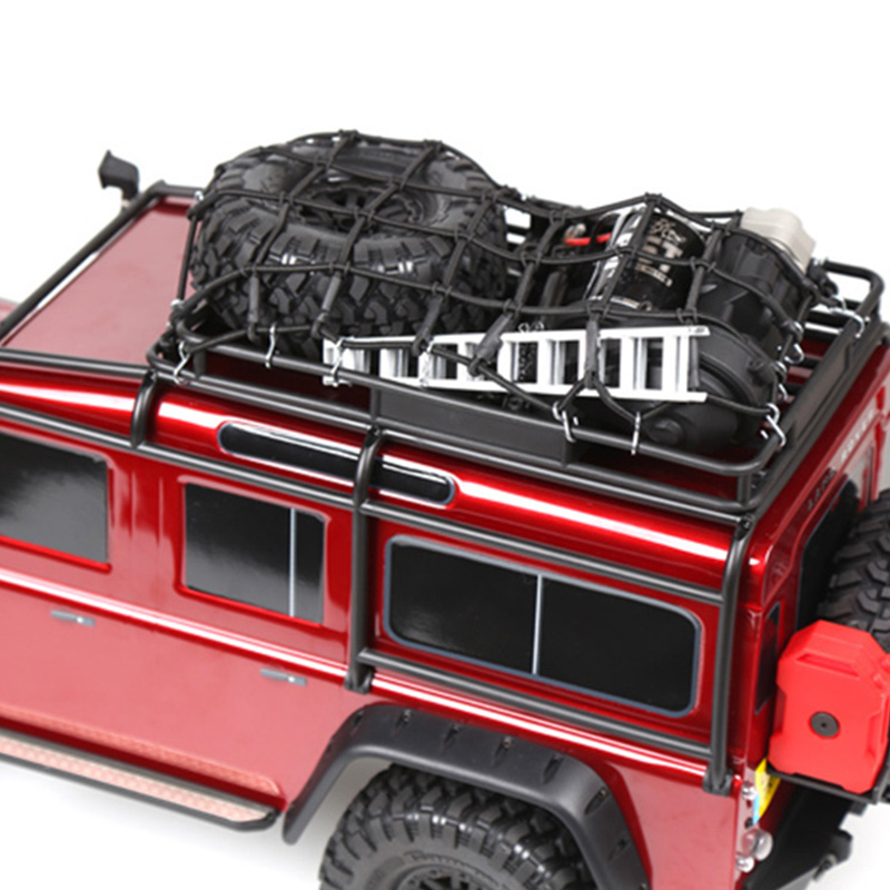 Nylon-Rope-GepaeCktraeGer-Net-fuer-1-10-RC-Crawler-Auto-TRX4-Defender-Bronco-R-D8O4 Indexbild 19