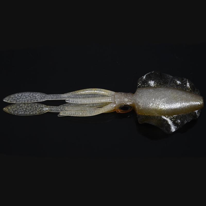 2X-Cebo-de-Pesca-Calamares-Luminosos-Pesca-Anzuelos-Dobles-Aparejos-SenUelo-K7Z2 miniatura 7