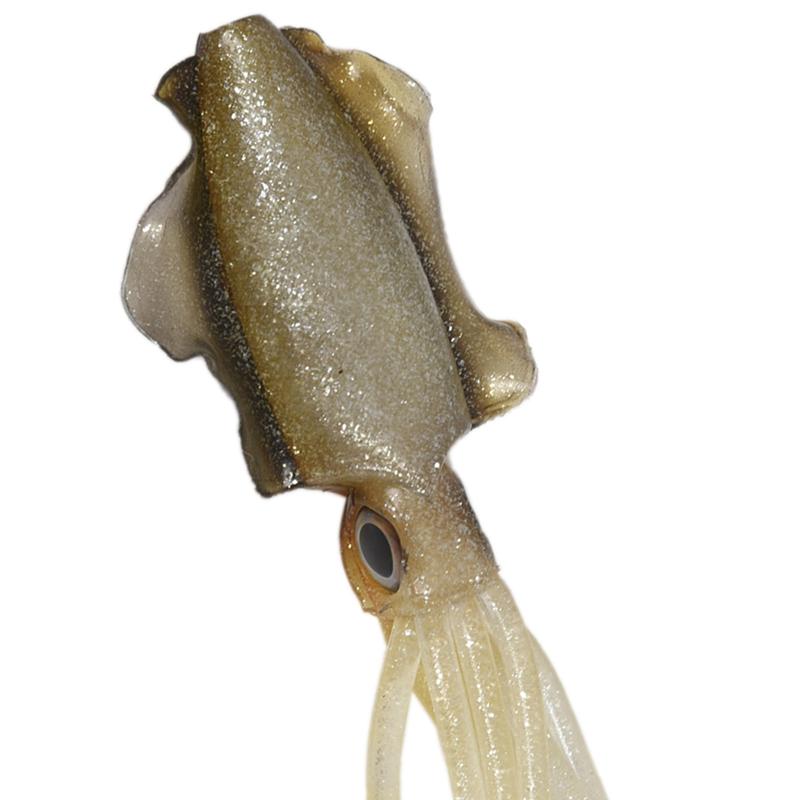 2X-Cebo-de-Pesca-Calamares-Luminosos-Pesca-Anzuelos-Dobles-Aparejos-SenUelo-K7Z2 miniatura 9