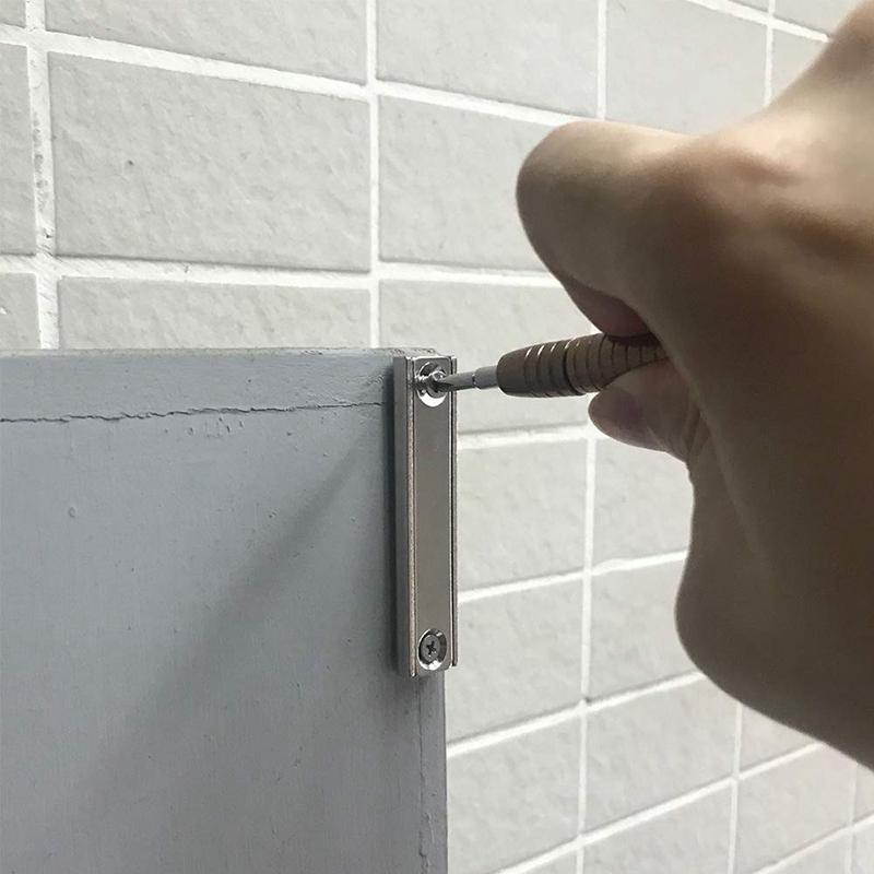 8 StüCke Starke Neodym Stab Magnete Rechteckige Topf Magnete Lang Streifen  T2A7