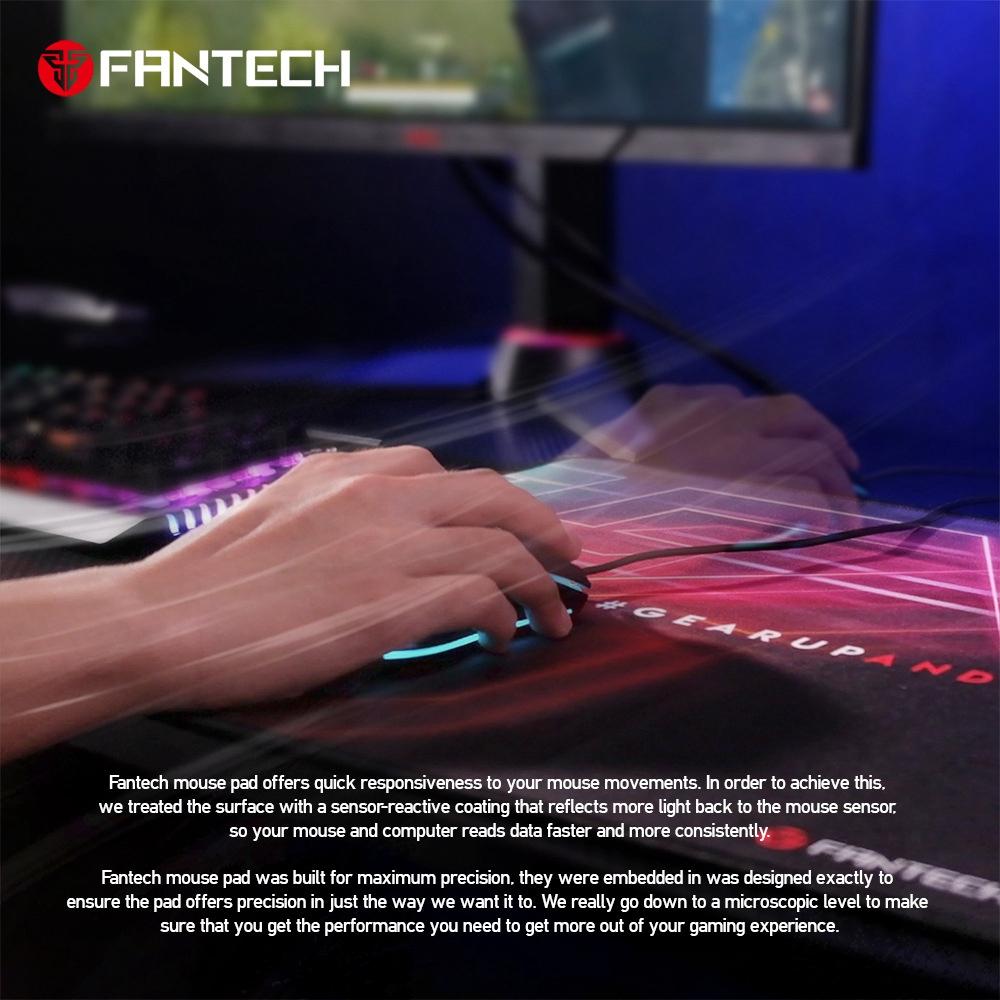 FANTECH-MP292-Spiel-Maus-Pad-Professionelles-Spiel-Maus-Pad-Rutschfester-Na-H6G1 Indexbild 3
