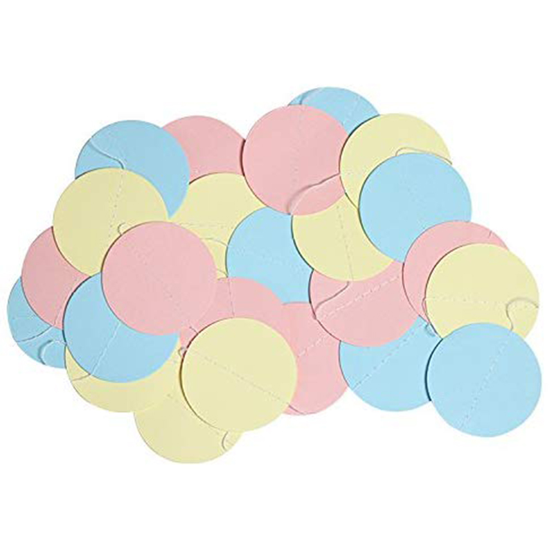 23Pcs-Tissue-Paper-Flowers-Pom-Poms-Party-Girl-Decorations-Tassel-Garland-for-We thumbnail 11