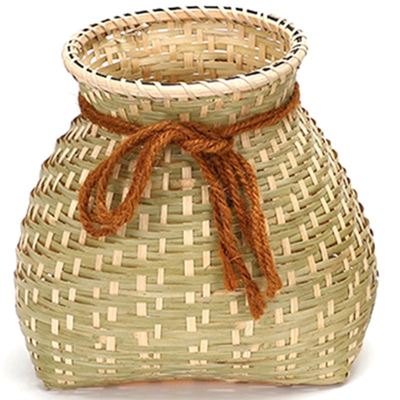 Kreative-Hand-Gemachte-NatueRliche-Bambus-Weben-Ablage-Korb-Container-fuer-Sn-W1M5