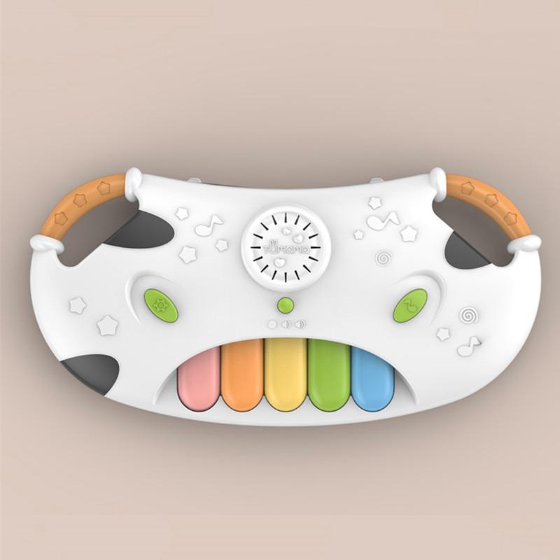 Tumama-Baby-Music-Piano-Kids-Baby-Instruments-Toddler-Toys-Educational-F9E3 thumbnail 2