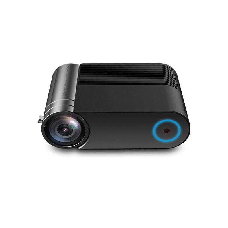 YG550 Proiettore Home HD 720P Portatile LED Micro Supporto Proiettore HD (S A9C3