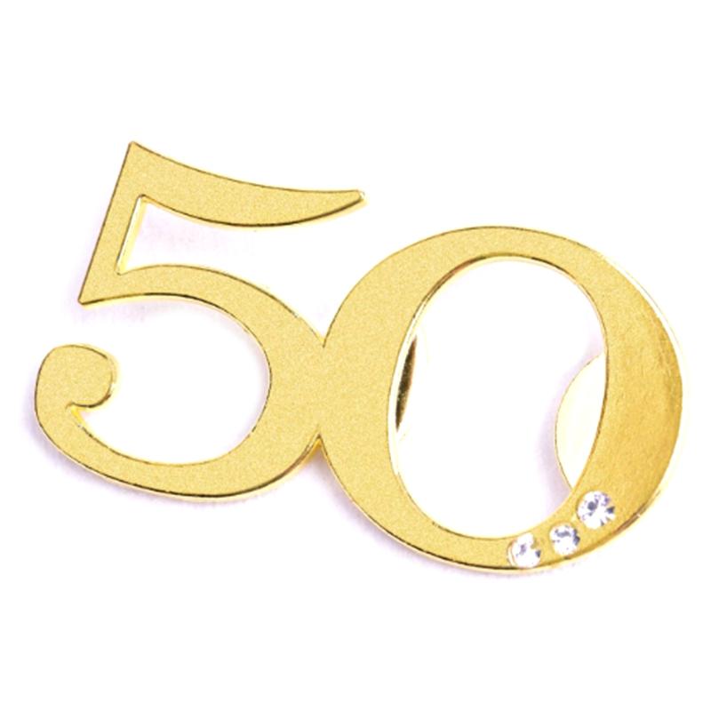 Anniversario Matrimonio Numeri Lotto.10 Pz Lotto 50 Anniversario Apribottiglie Birra D Oro