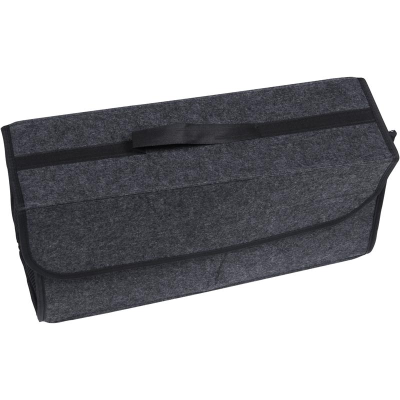 Car Felt Storage Box Trunk Bag Vehicle Tool Box Multi-Use To