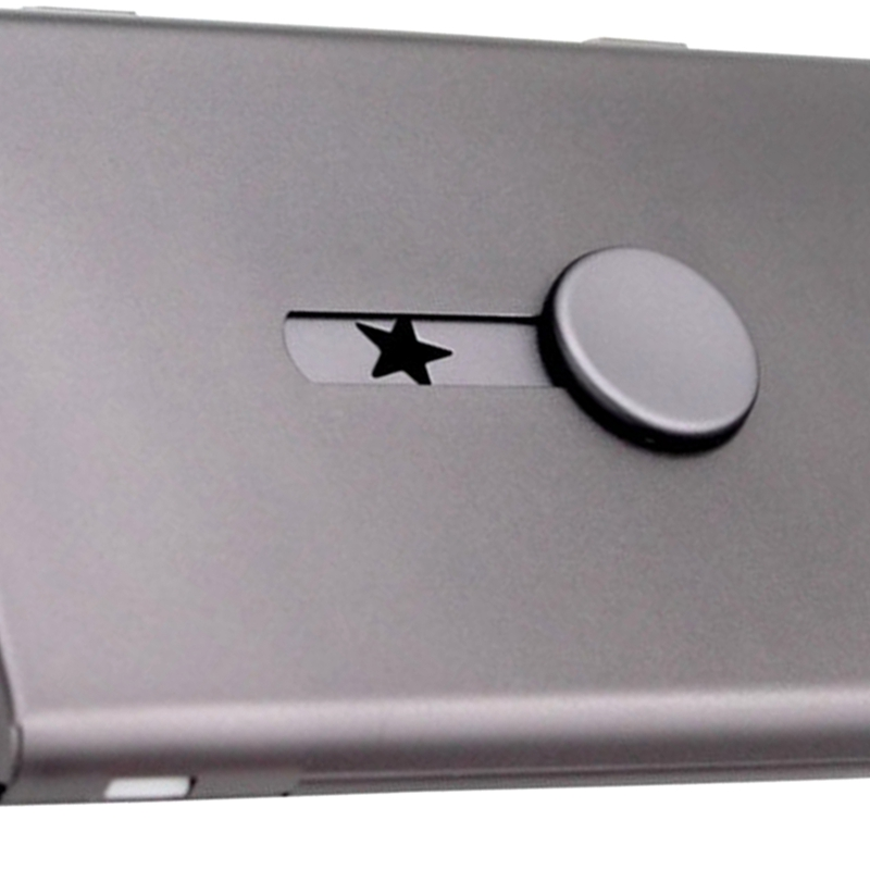 Porta-Biglietti-da-Visita-Push-Card-Porta-Carte-di-Credito-Confezione-Tesse-L2N2 miniatura 13