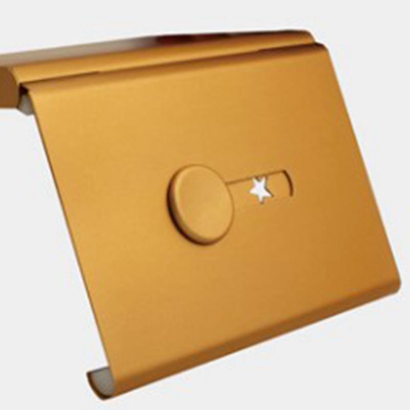 Porta-Biglietti-da-Visita-Push-Card-Porta-Carte-di-Credito-Confezione-Tesse-L2N2 miniatura 18