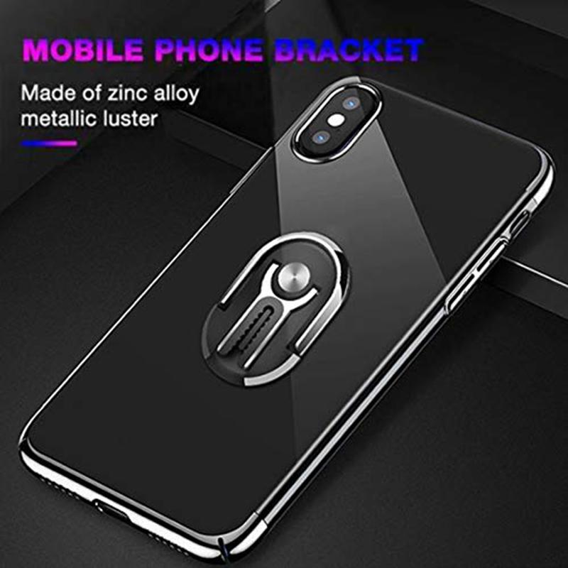 1X-Supporto-per-Anello-per-Telefono-Cellulare-Supporto-per-Telefono-Univer-F6F2 miniatura 12