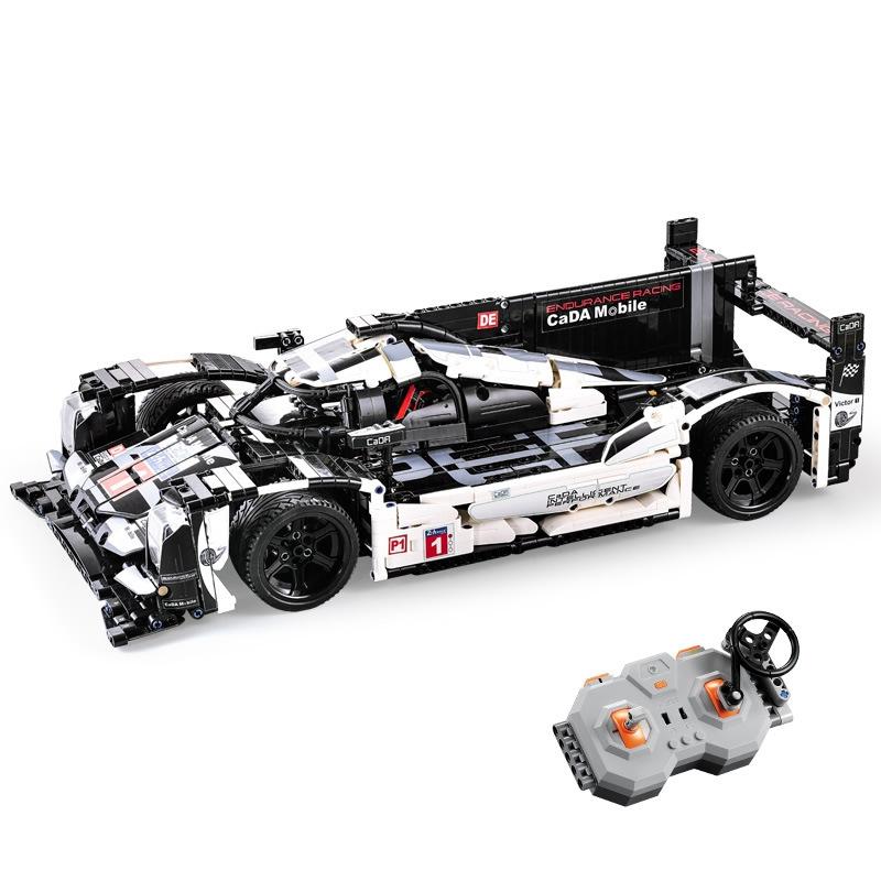 RC Assemble Race voiture Mobile Technic Super Racing Autos C 61016 MOC Creator C G5C6
