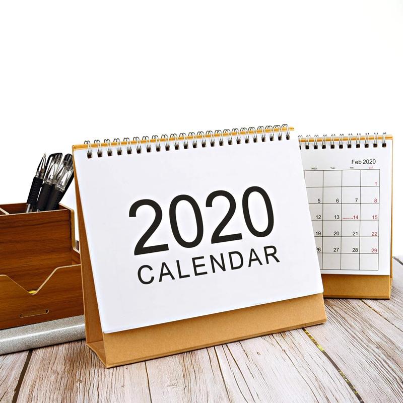 Escritorio-Calendario-de-Pared-Plan-Mensual-Planificador-Diario-Planificado-O6S5 miniatura 8