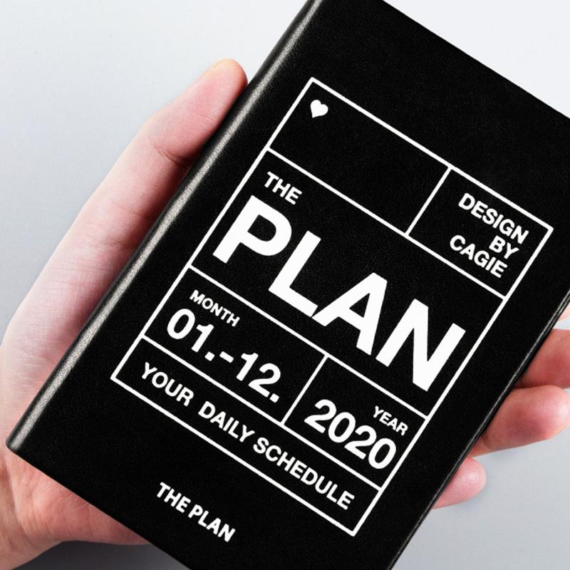 Planificador-del-AnO-2020-Viajes-A7-Cuaderno-Diario-Diario-Planificador-Sem-R8W8 miniatura 5