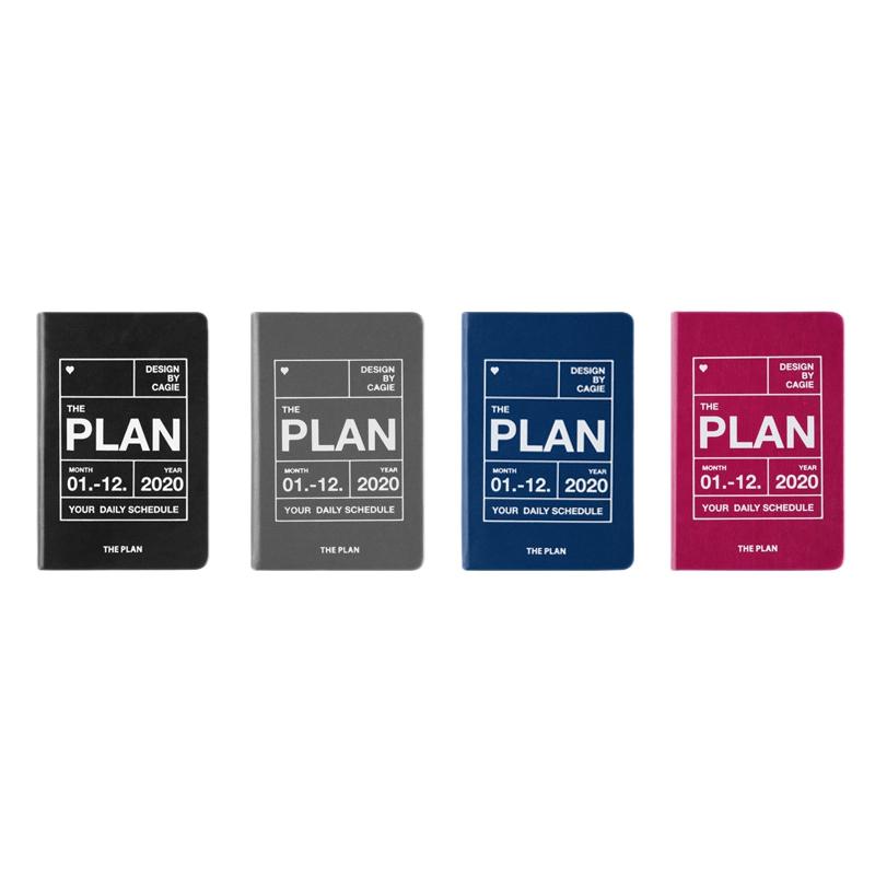 Planificador-del-AnO-2020-Viajes-A7-Cuaderno-Diario-Diario-Planificador-Sem-R8W8 miniatura 6
