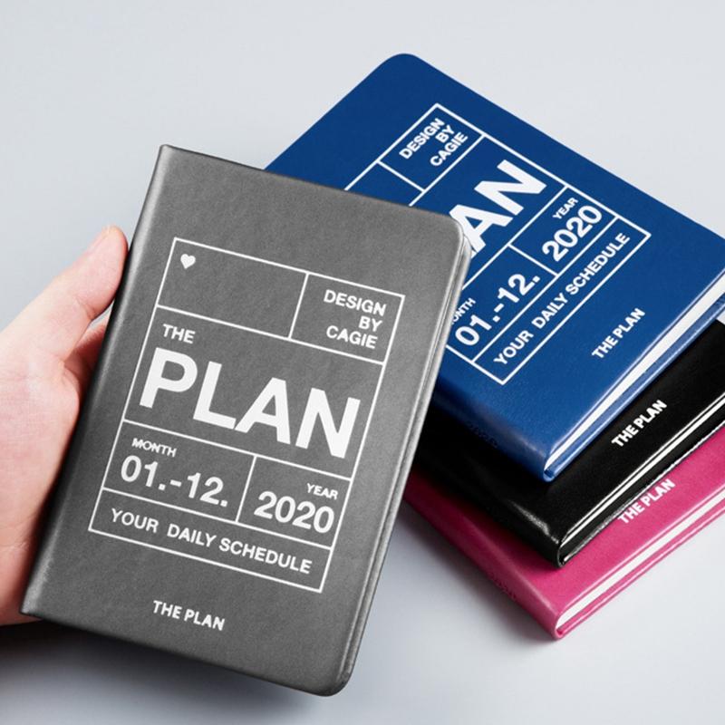 Planificador-del-AnO-2020-Viajes-A7-Cuaderno-Diario-Diario-Planificador-Sem-R8W8 miniatura 8