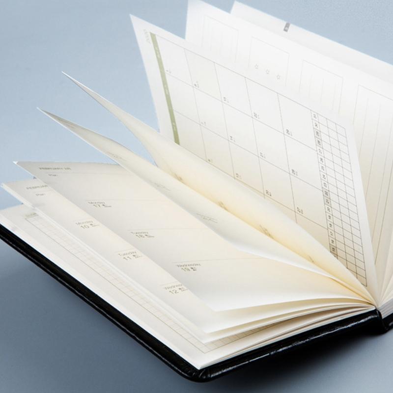 Planificador-del-AnO-2020-Viajes-A7-Cuaderno-Diario-Diario-Planificador-Sem-R8W8 miniatura 41