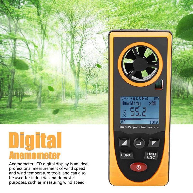 WH-SP-WS01 Anemometer Wind Geschwindigkeits Mess GeräT Wind Geschwindigkeit C3S3
