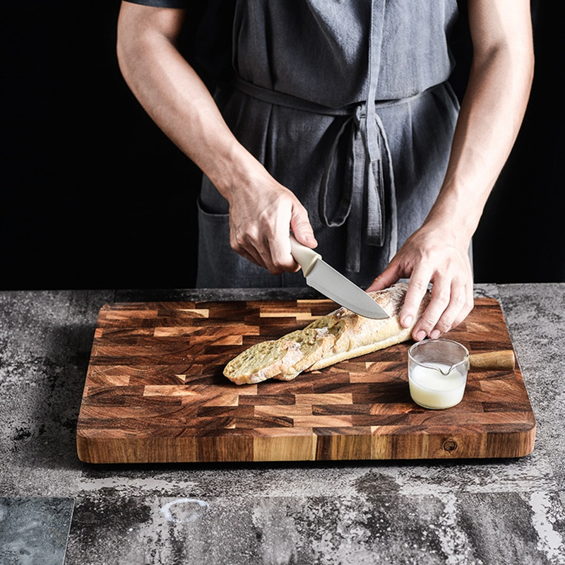 Natur SODIAL Haushaltswaren Socorro Salatbesteck Holz